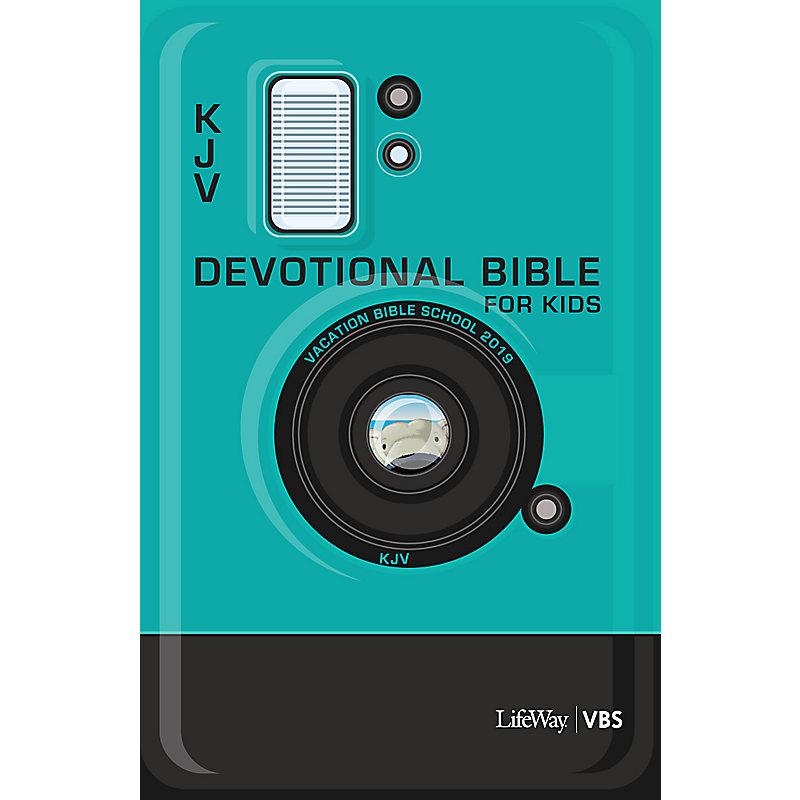 VBS 2019 Devotional Bible for Kids KJV