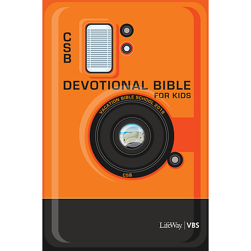 VBS 2019 Devotional Bible for Kids CSB