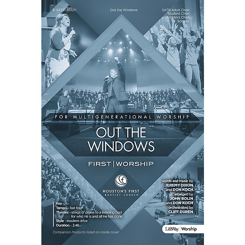 Out the Windows - Anthem