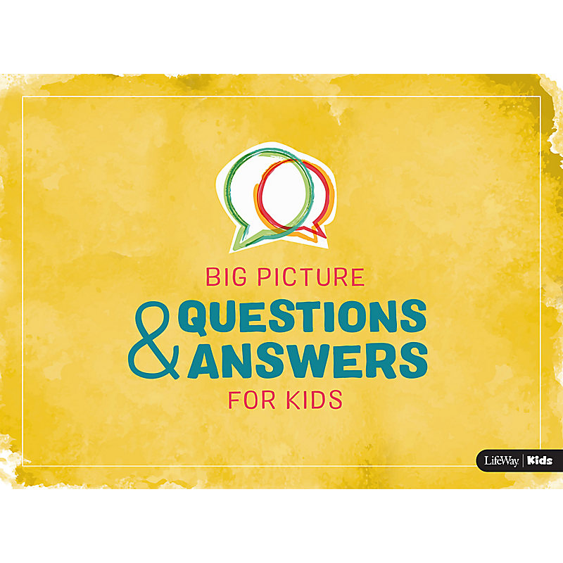 Big Picture Questions and Answers PKG 10