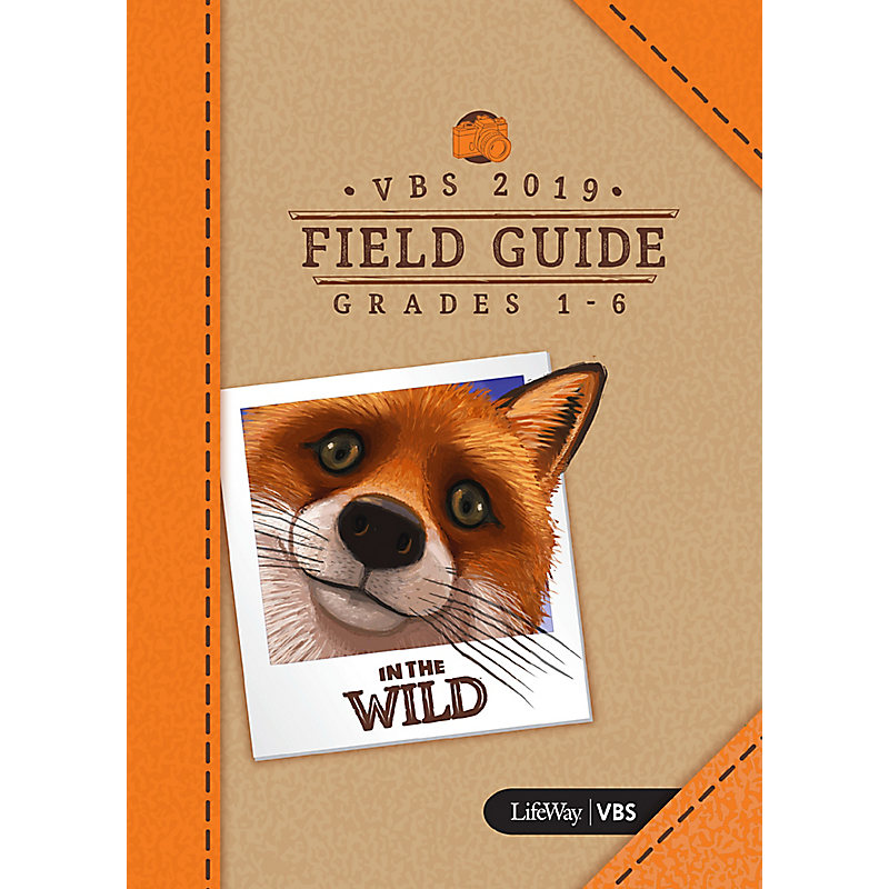 VBS 2019 Field Guide: Grades 1-6