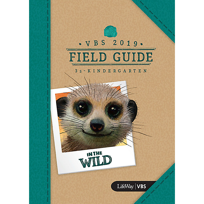 VBS 2019 Field Guide: 3s-K
