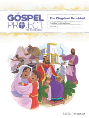 Gospel Project Activity pages