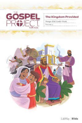 Gospel Project Leader Guide