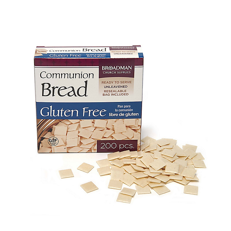 Communion Bread - Gluten Free