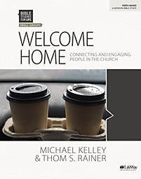 Bible Studies for Life: Welcome Home