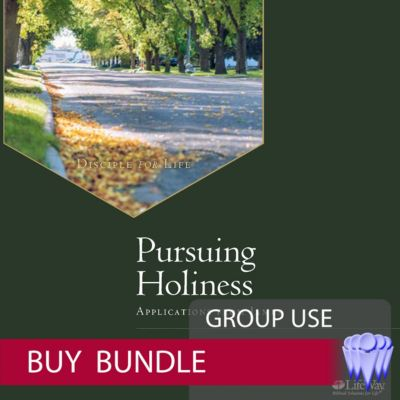 Pursuing holiness lifeway pursuing holiness group use video bundle fandeluxe Images