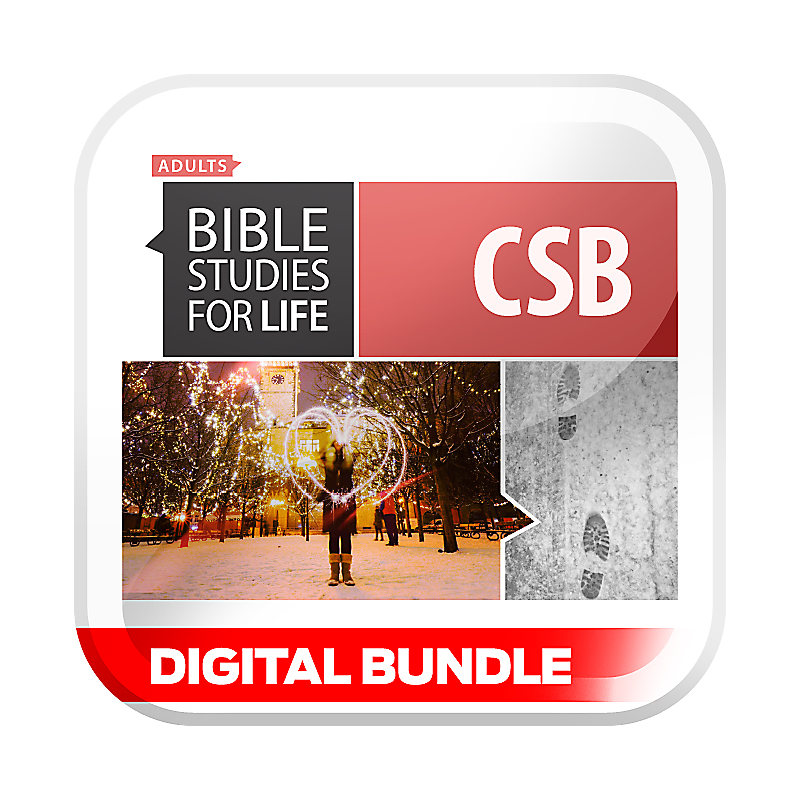 Bible Studies for Life: Adult Daily Discipleship Guide - Winter 2019 - Digital