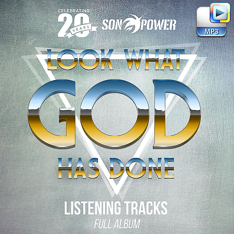 Look What God Has Done - Downloadable Listening Tracks (FULL ALBUM)