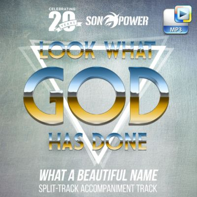 Look What God Has Done SonPower Collection - LifeWay