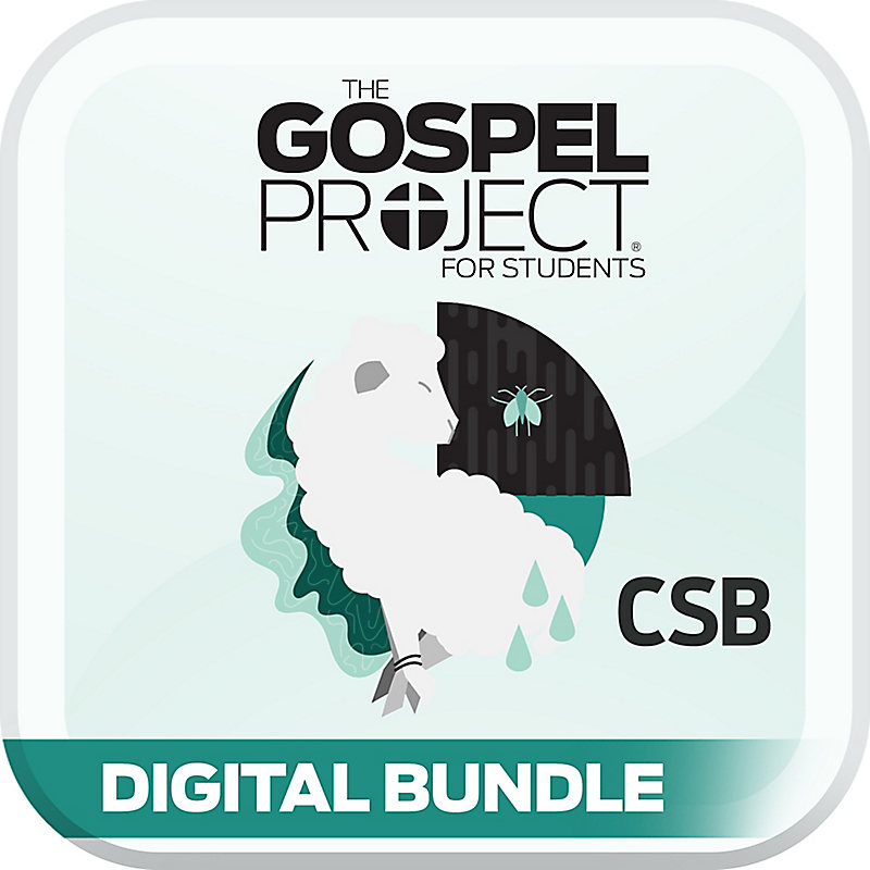 The Gospel Project for Students: Out of Egypt Volume 2 Daily Discipleship Guide/Leader Guide Winter 2019 CSB