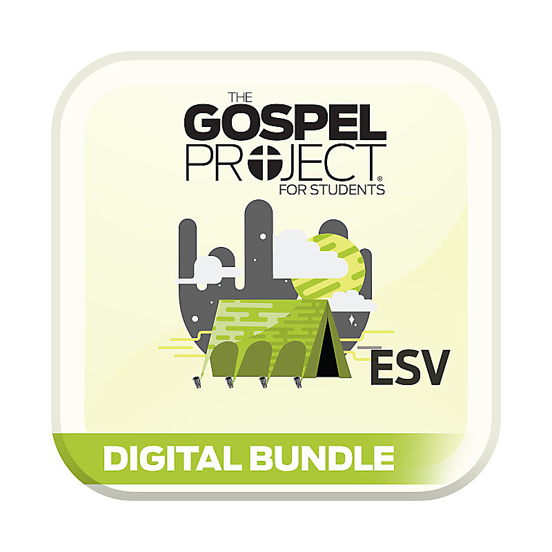 The Gospel Project for Students: Daily Discipleship Guide & Leader Guide Spring 2019 Volume 3