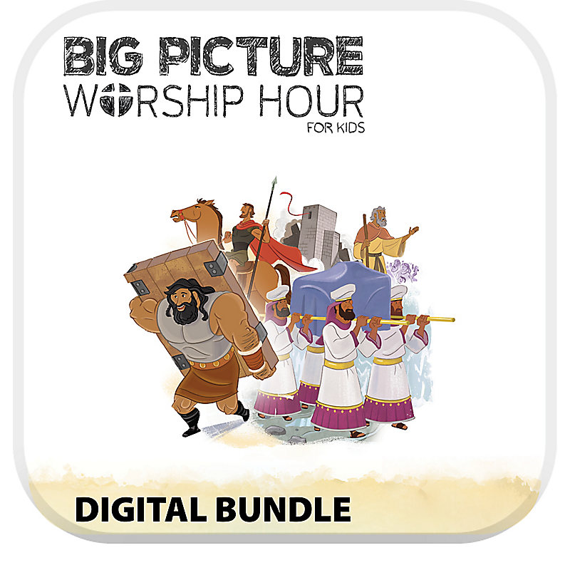The Big Picture Worship Hour for Kids - Volume 3: Into the Promised Land