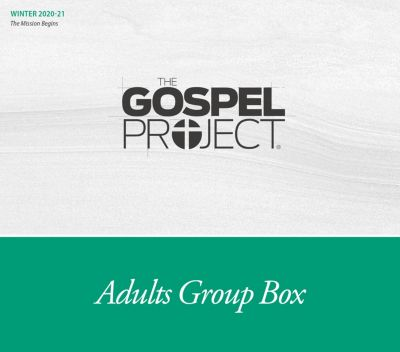 The Gospel Project Adults - Group Box