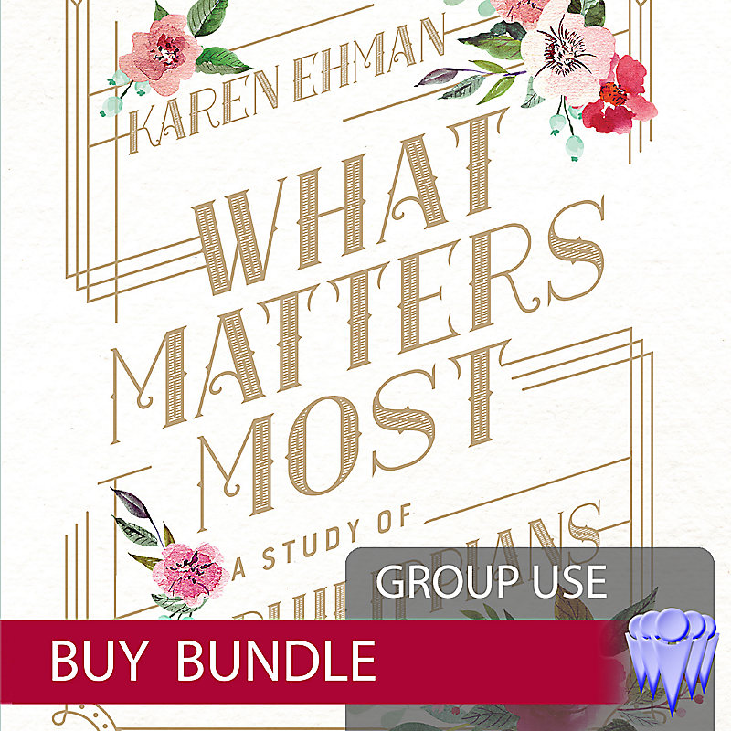 What Matters Most - Group Use Video Bundle