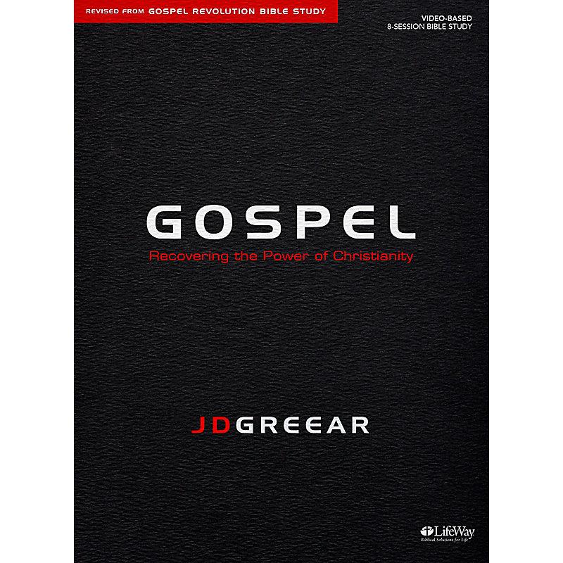 Gospel - Bible Study Book