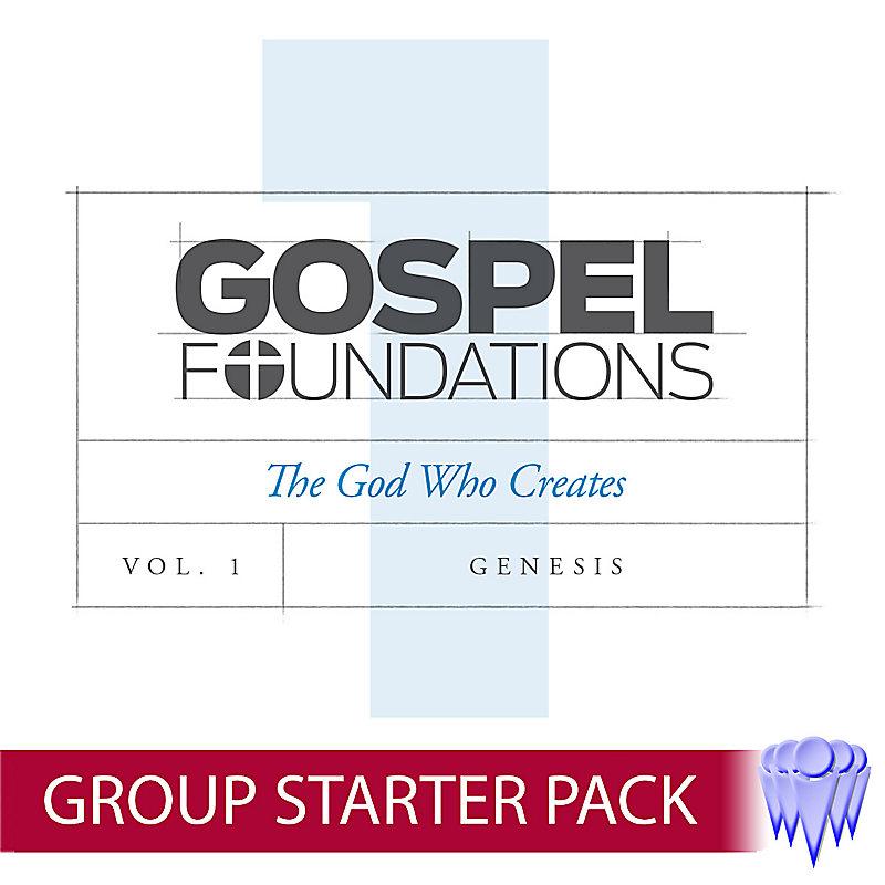 Gospel Foundations - Volume 1 - Single Group Starter Pack