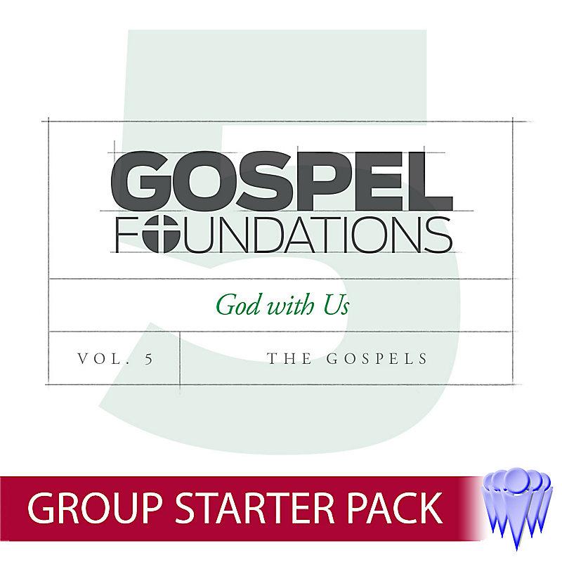 Gospel Foundations - Volume 5 - Single Group Starter Pack