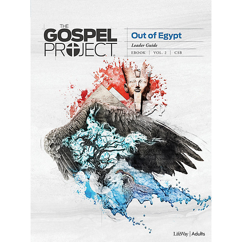 The Gospel Project: Adult Leader Guide - CSB - Winter 2019