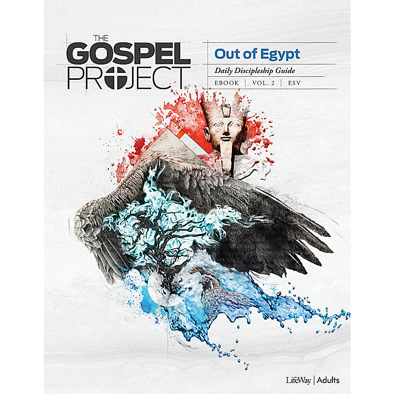 The Gospel Project: Adult Daily Discipleship Guide - ESV - Winter 2019