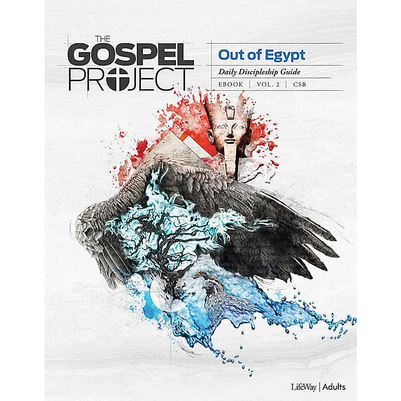 The Gospel Project: Adult Daily Discipleship Guide - CSB - Winter 2019