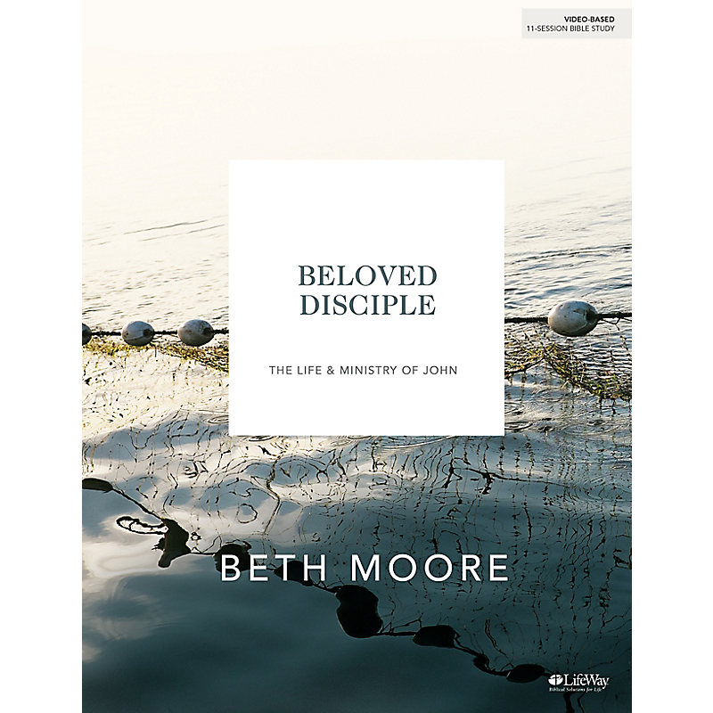 Beloved Disciple - Bible Study Book (New Look)
