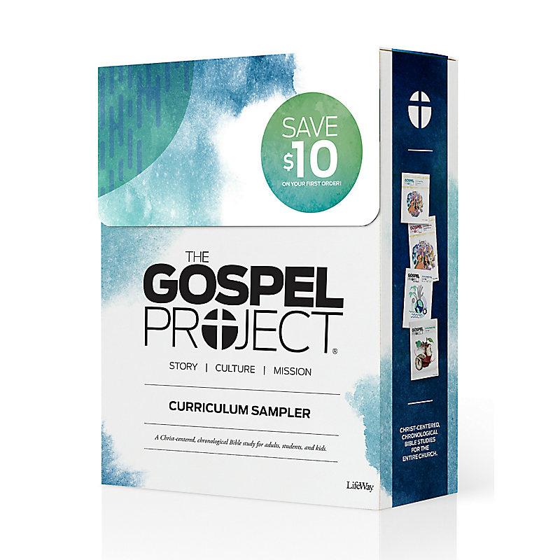 The Gospel Project Curriculum Sampler Box
