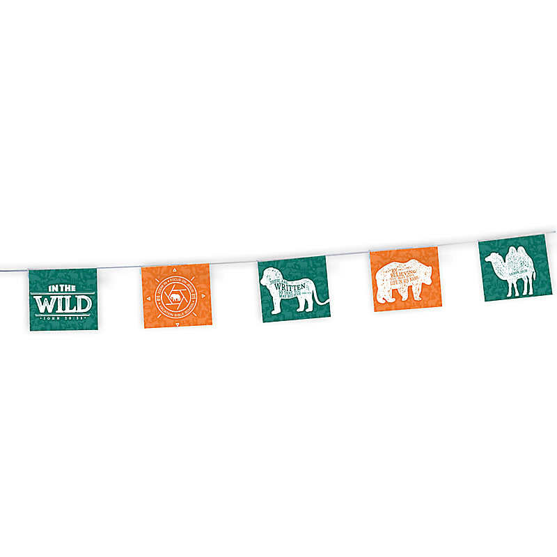 VBS 2019 String Flags