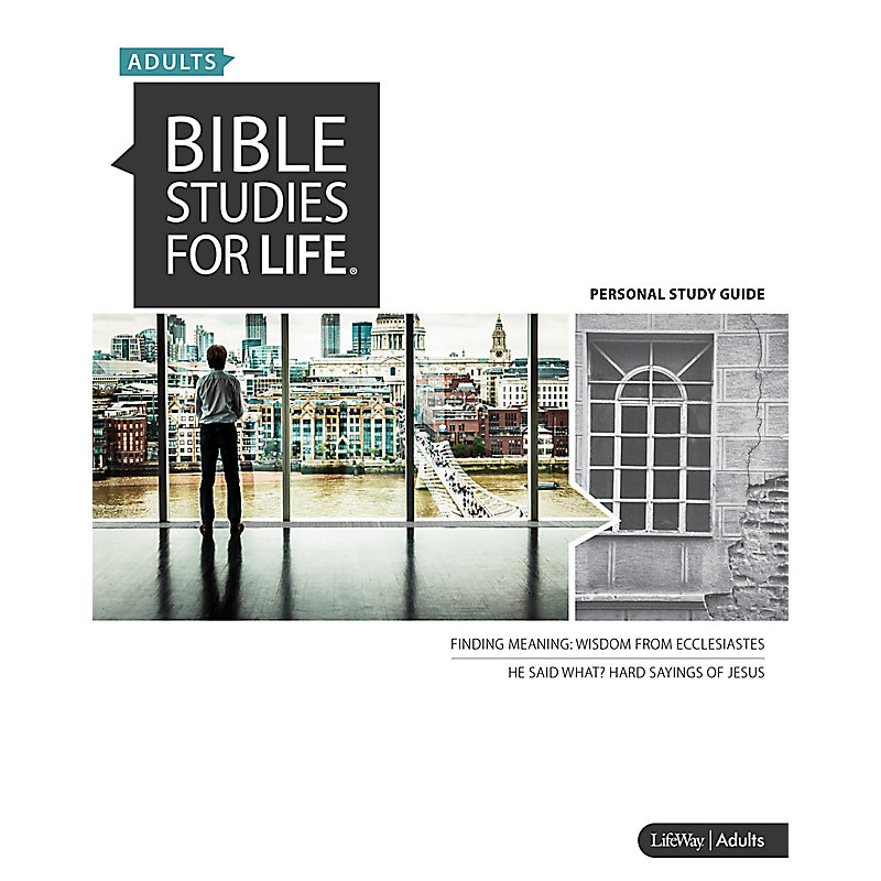 Bible Studies for Life: Adult Personal Study Guide - CSB - Spring 2019