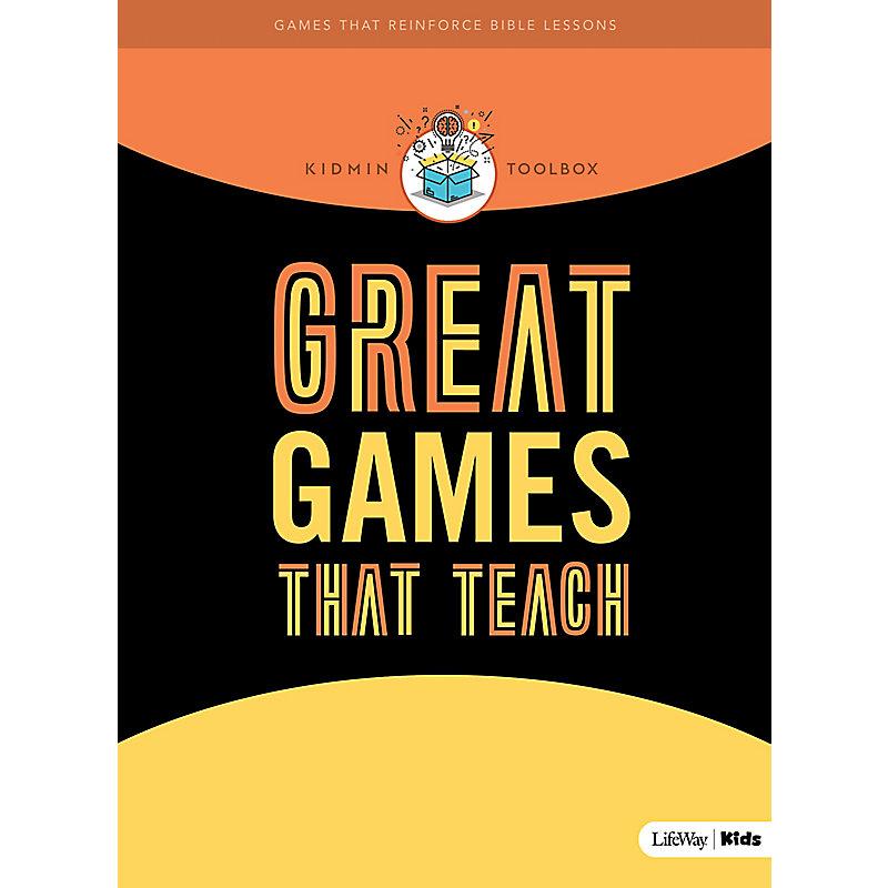 KidMin Toolbox: Great Games that Teach