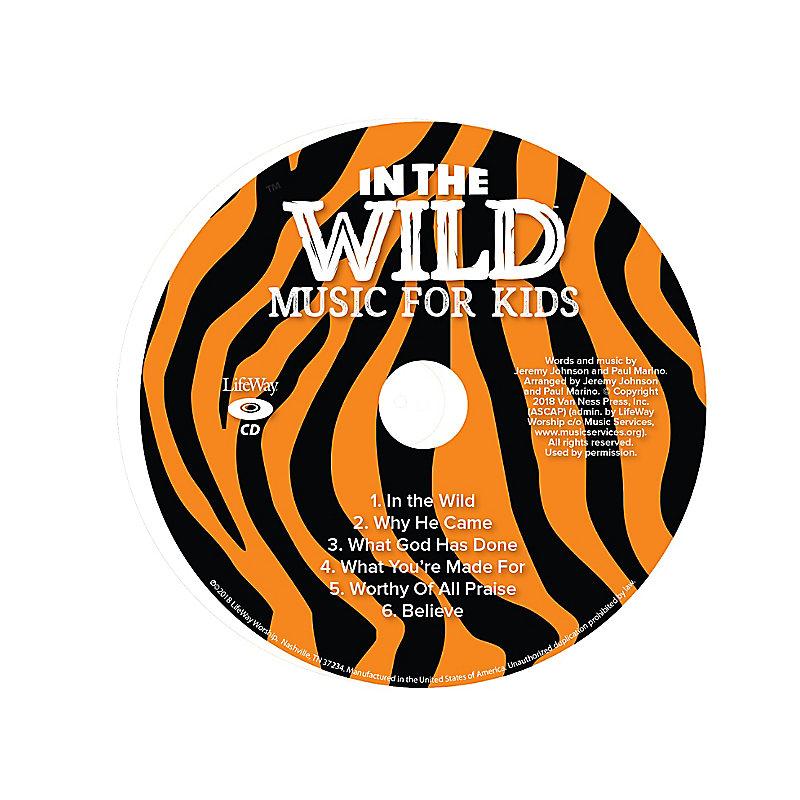 VBS 2019 Music For Kids CD Pkg 5
