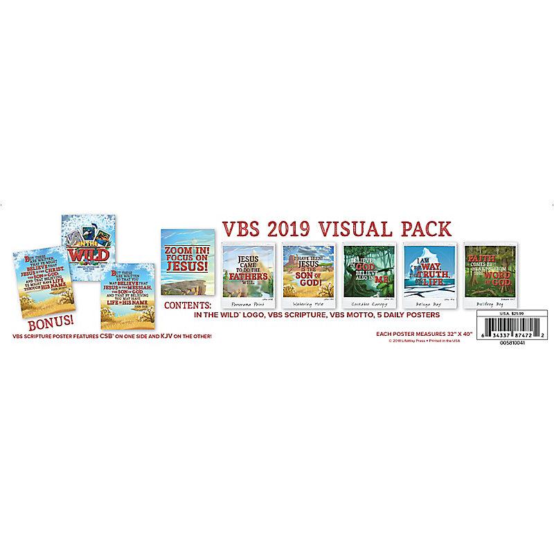 VBS 2019 Visual Pack Pkg  8