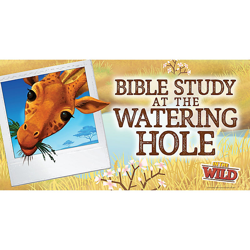VBS 2019 Bible Study Location Signs Pkg. 6
