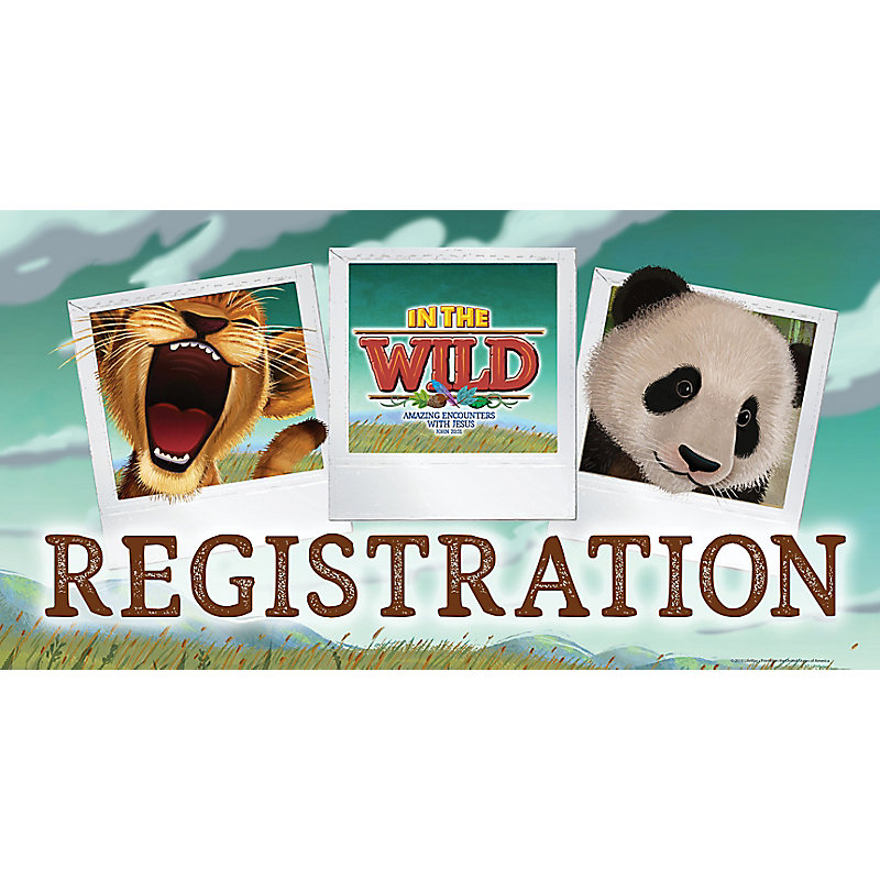 VBS 2019 Rotation Signs Pkg. 7
