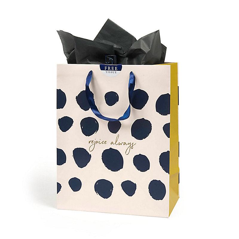 Everyday Hospitality, Dots Gift Bag- Large