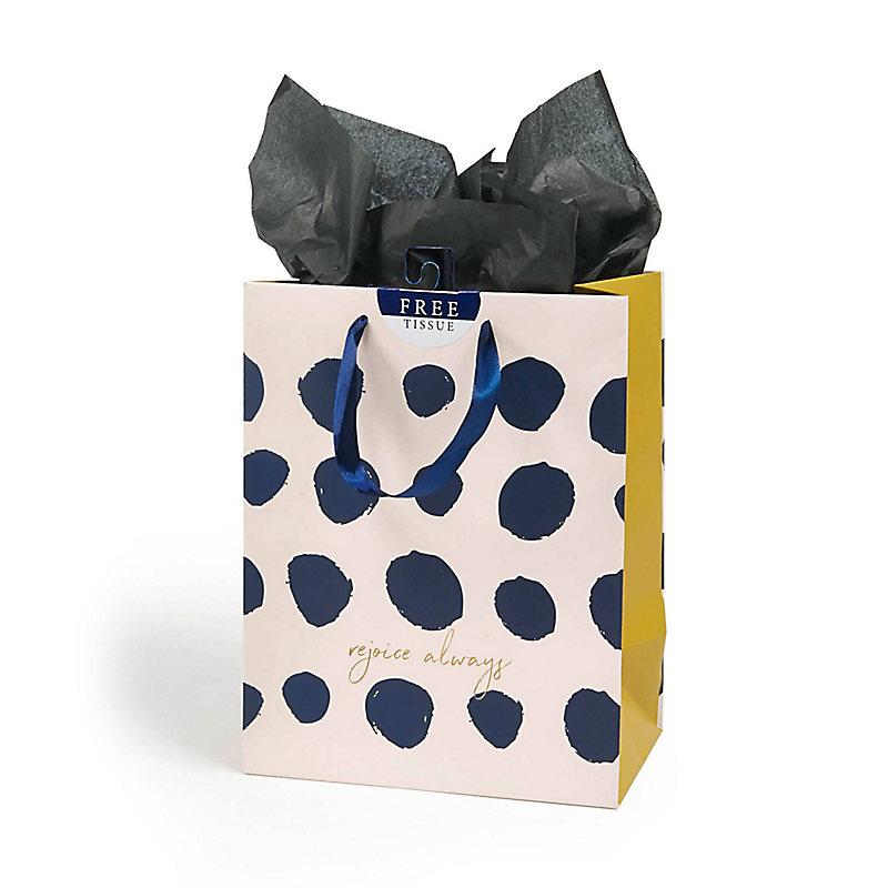 Everyday Hospitality, Dots Gift Bag- Med