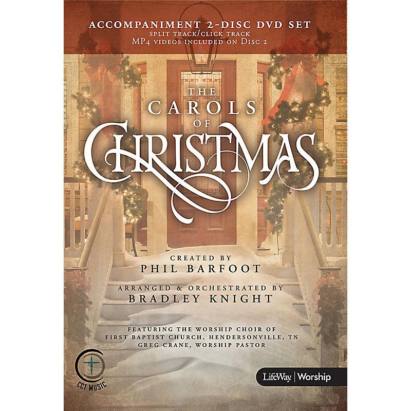 The Carols of Christmas - Accompaniment DVD