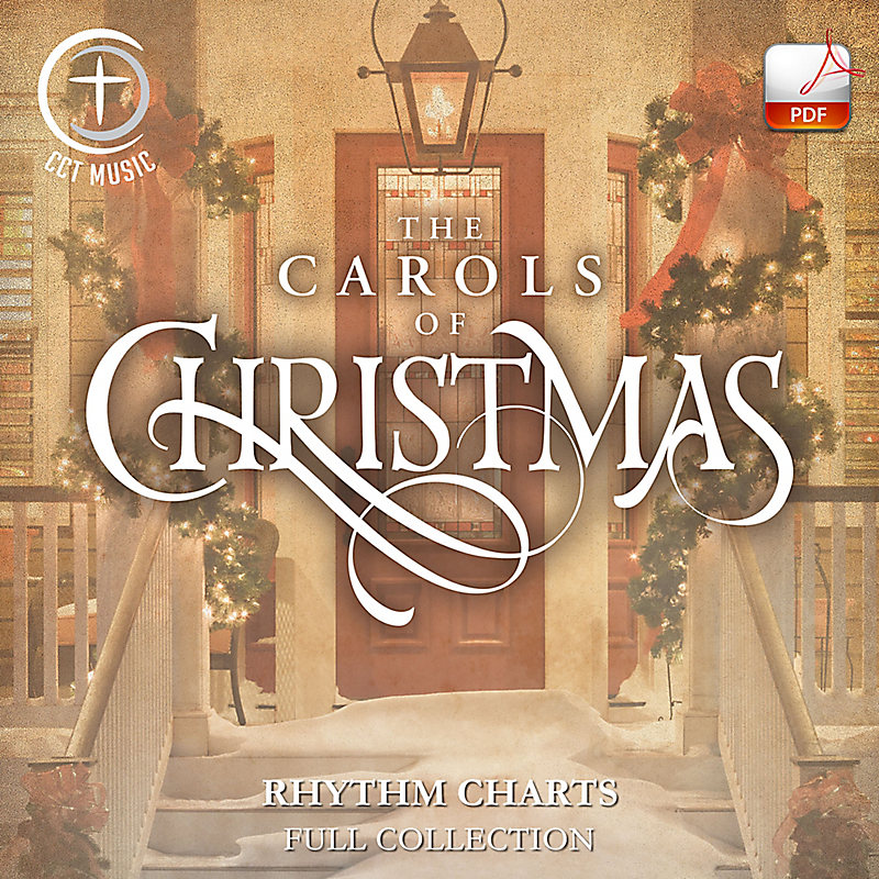 The Carols of Christmas - Downloadable Rhythm Charts (FULL COLLECTION)
