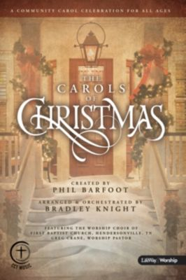 The Carols of Christmas Choral Book