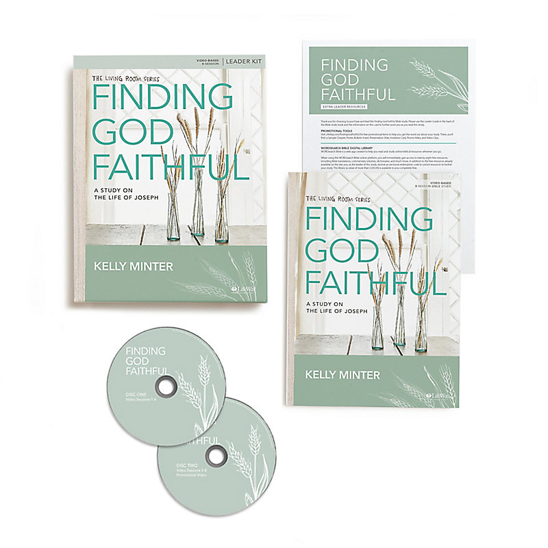 Finding God Faithful - Leader Kit
