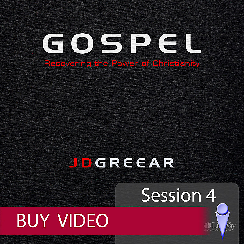 Gospel - Video Session 4 - Buy