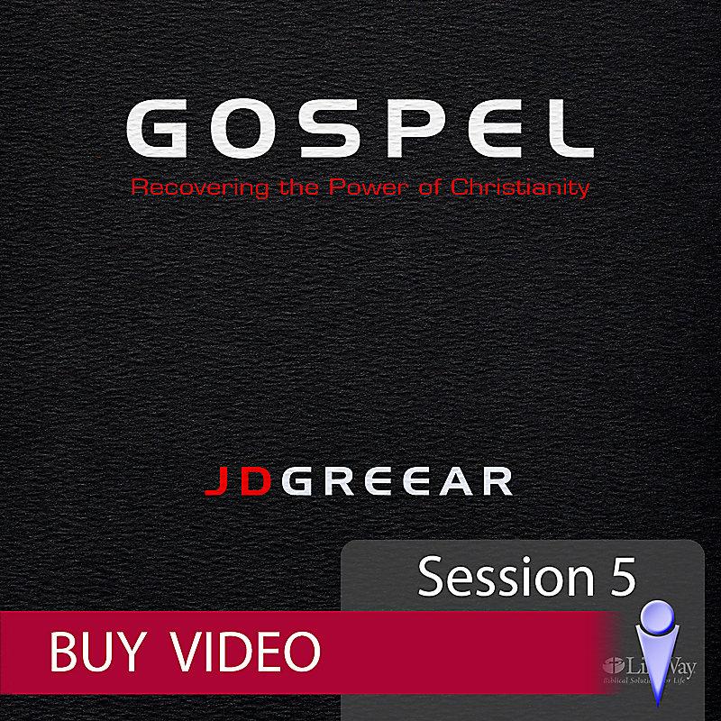 Gospel - Video Session 5 - Buy