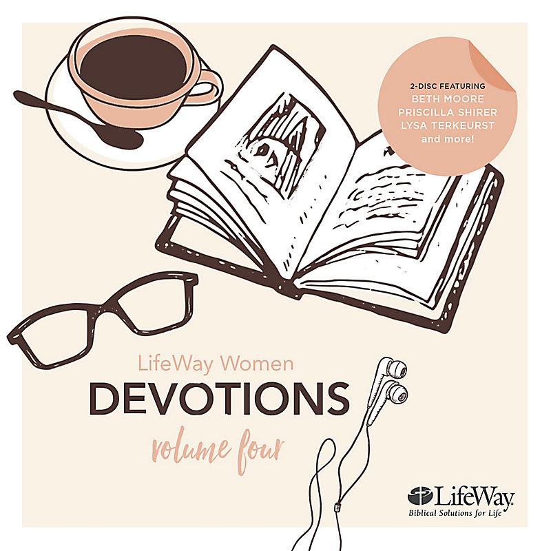 LifeWay Women Audio Devotional CD, Volume 4