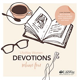 LifeWay Women Audio Devotional CD, Volume 4