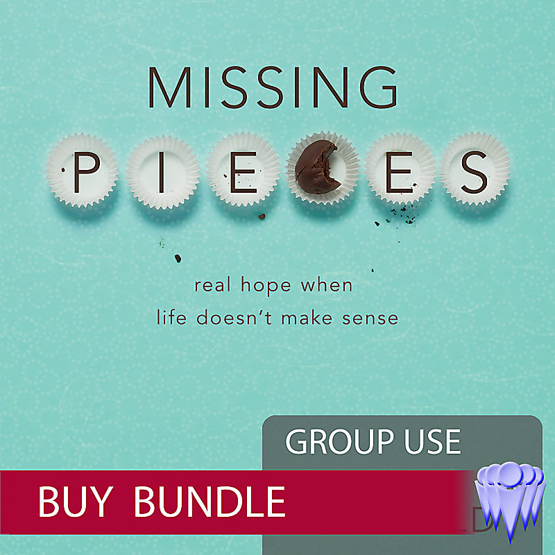 Missing Pieces - Group Use Video Bundle