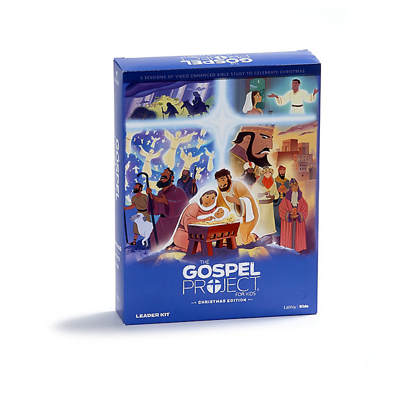 Gospel Project Christmas Dvd Lesson 2020 The Gospel Project for Kids: Christmas Edition   LifeWay