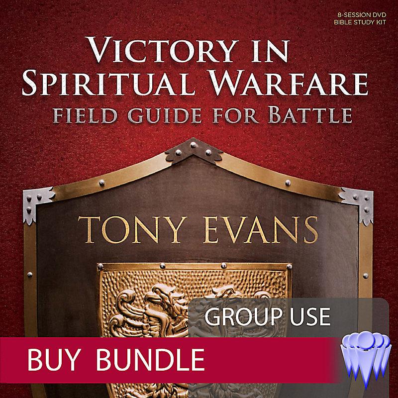 Victory in Spiritual Warfare - Group Use Video Bundle
