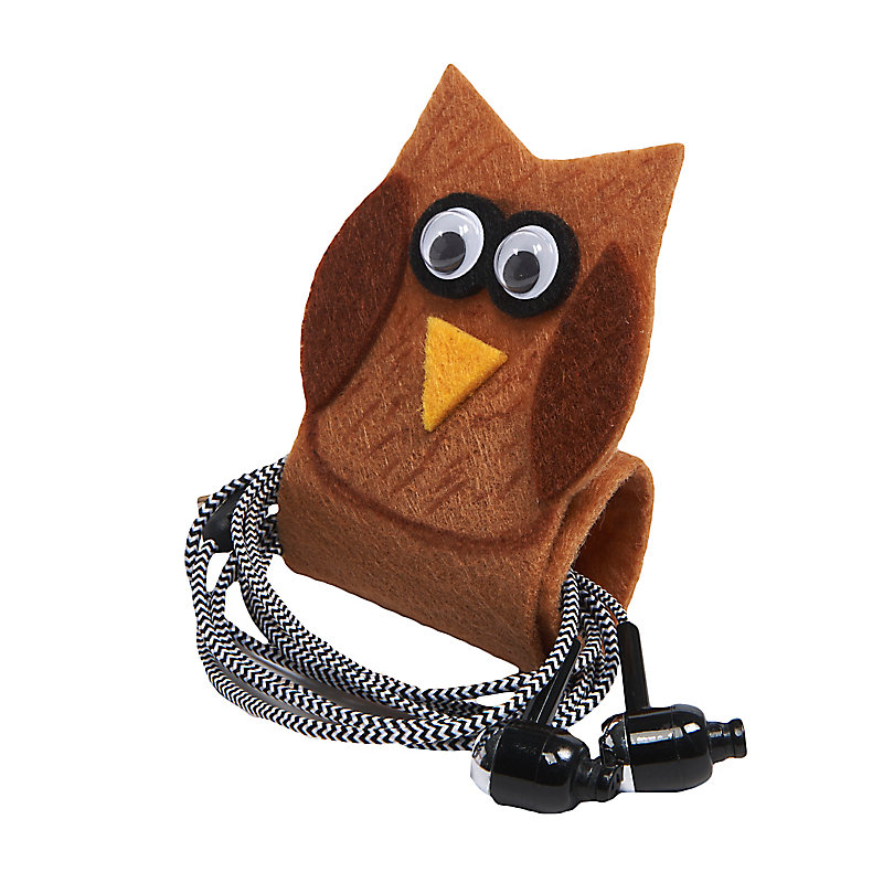 VBS 2019 Whoo's Calling Earbud Holder Craft Pack Pkg. 10