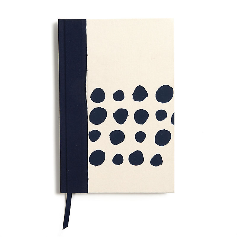 Navy Spine, Everyday Hospitality Journal
