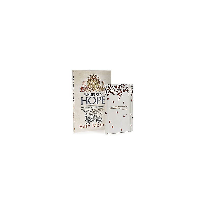 TBN WHISPERS OF HOPE & JOURNAL EXCLUSIVE ONLINE OFFER